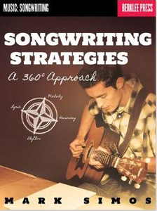 Songwriting Strategies Book Cover
